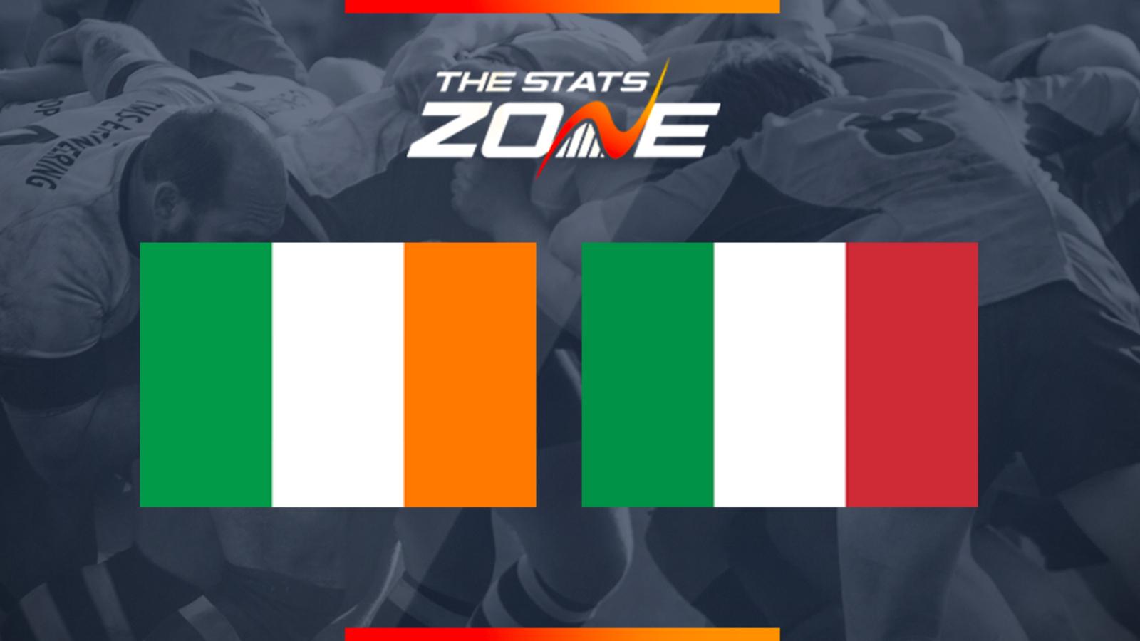 Irland Vs Italien