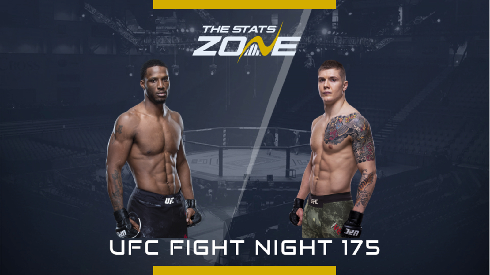 Watch UFC Fight Night 175 Smith Vs Teixeira 5/13/20