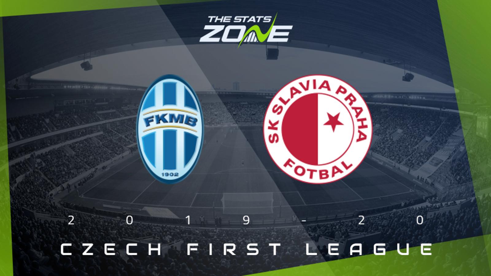 2019 20 Czech First League U2013 Mlada Boleslav Vs Slavia