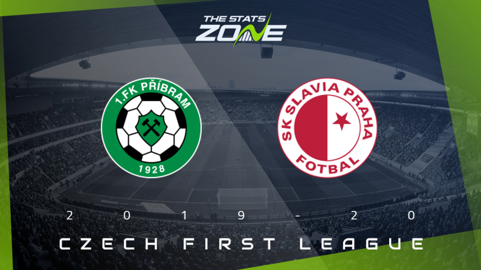 2019 20 Czech First League U2013 Pribram Vs Slavia Praha
