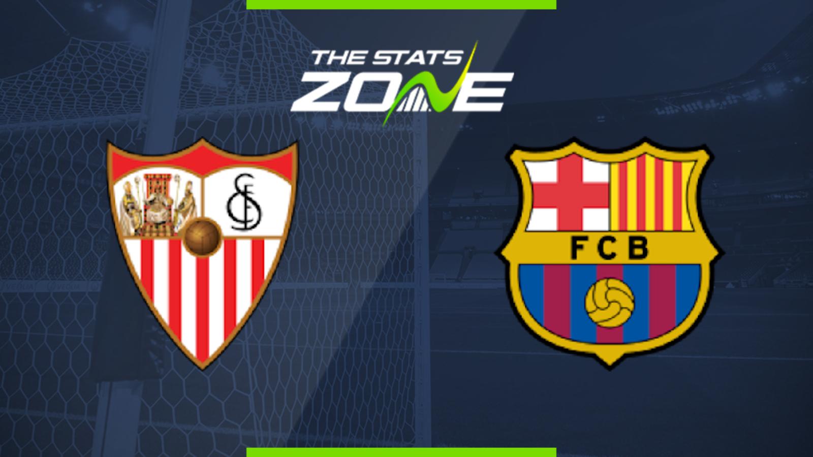 Sevilla FC vs. Barcelona - Football Match Report
