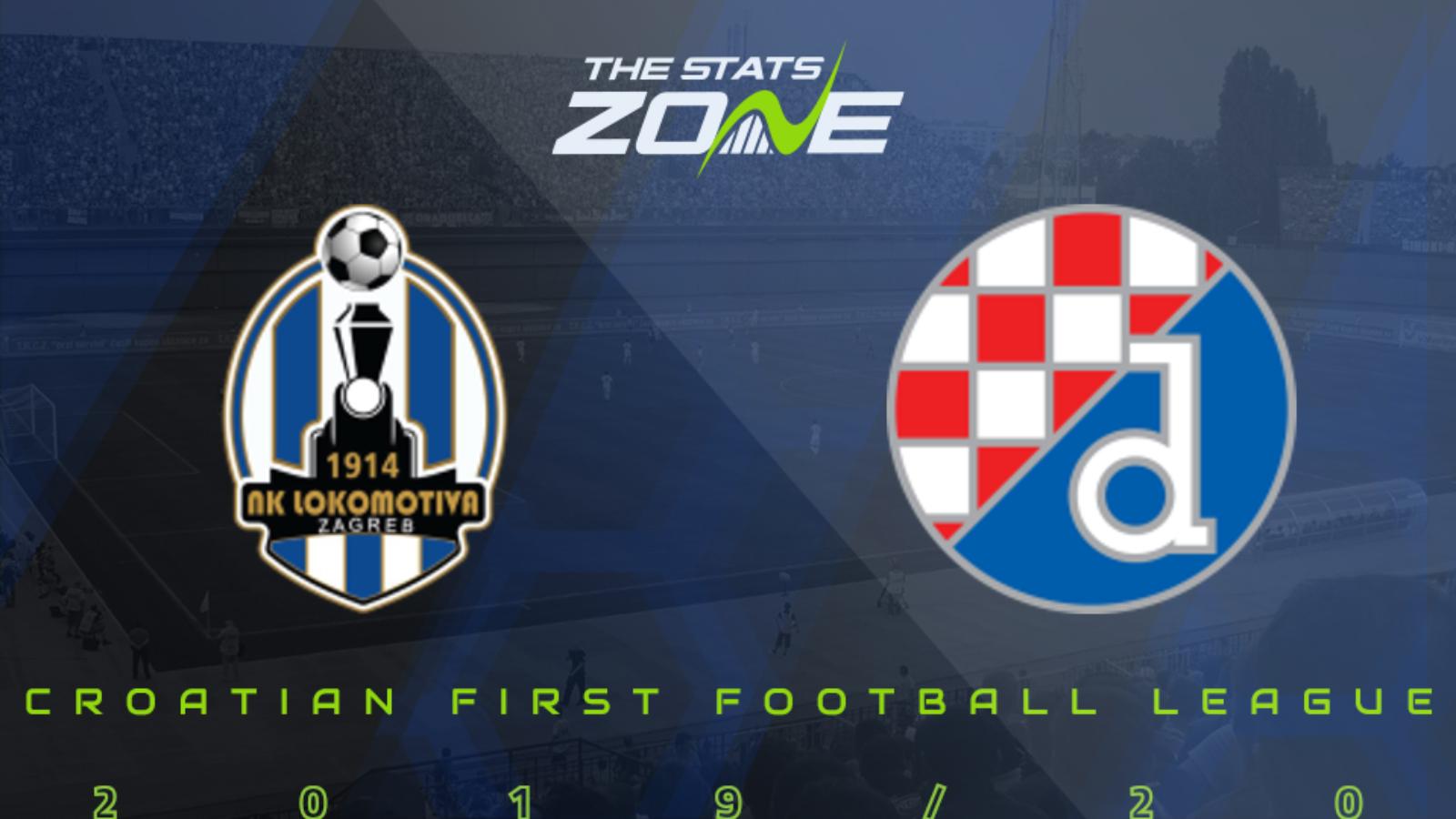2019 20 Croatian First Football League Lokomotiva Zagreb Vs Dinamo Zagreb Preview Prediction The Stats Zone