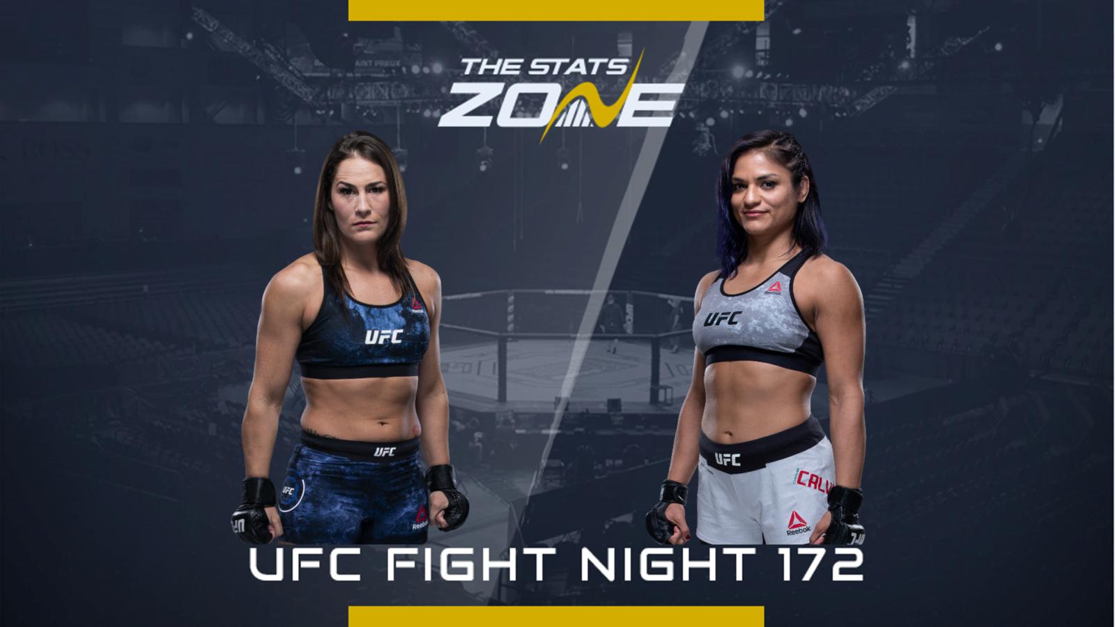 UFC on ESPN: Eye vs. Calvillo