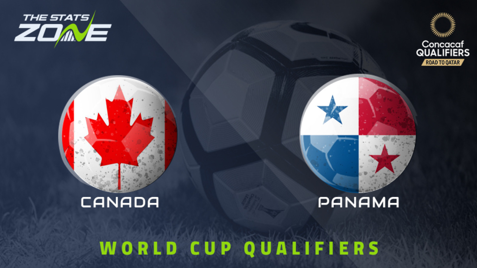FIFA World Cup 2022 – CONCACAF Qualifiers – Canada vs ...