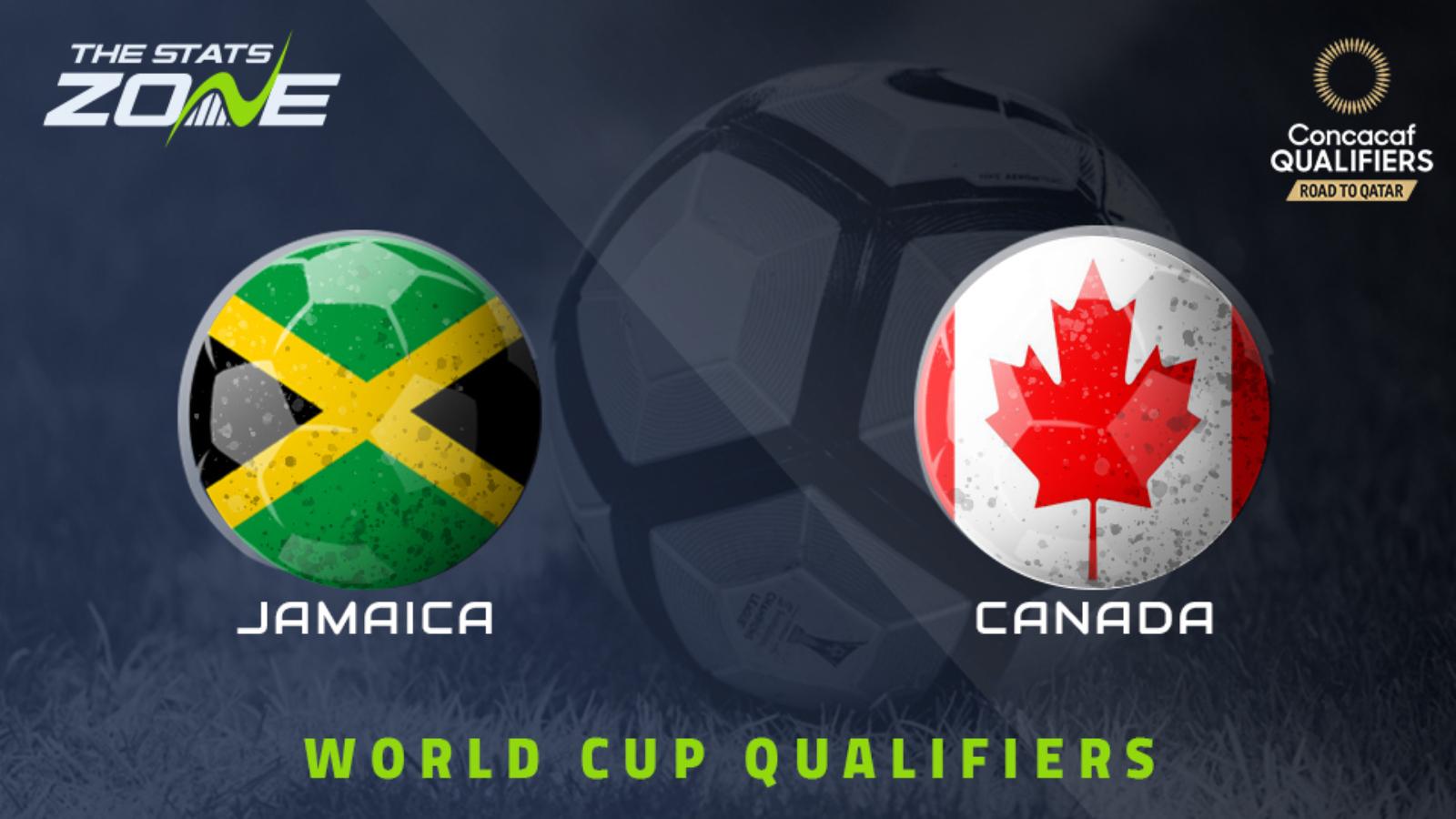 Jamaica vs Canada Highlights 11 October 2021