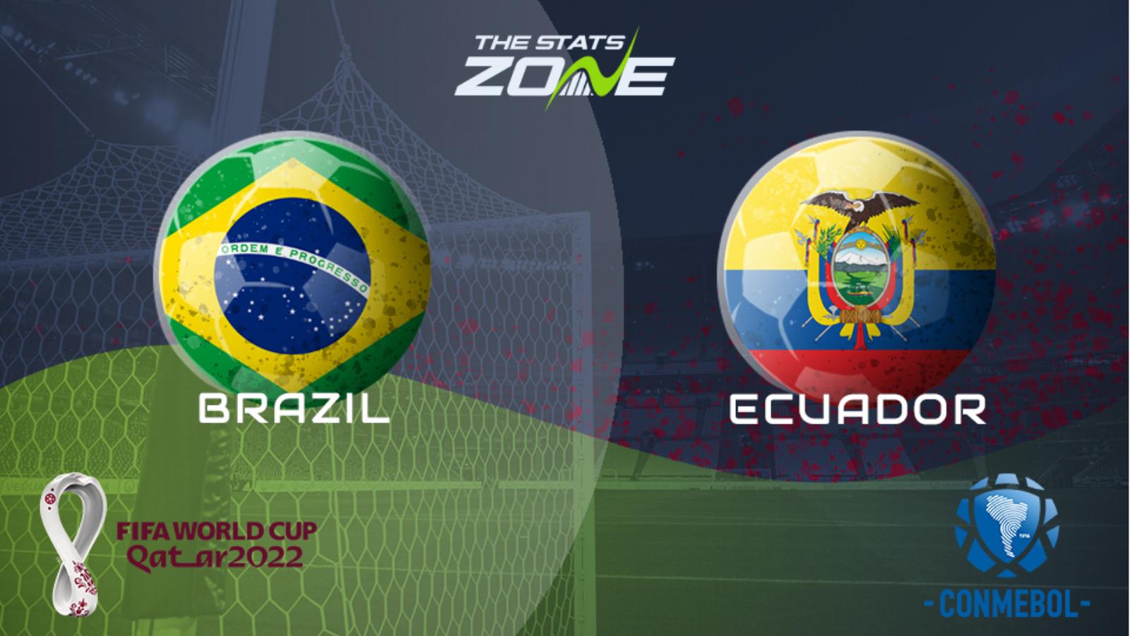 Brazil vs Ecuador Highlights & Full Match 05 June 2021