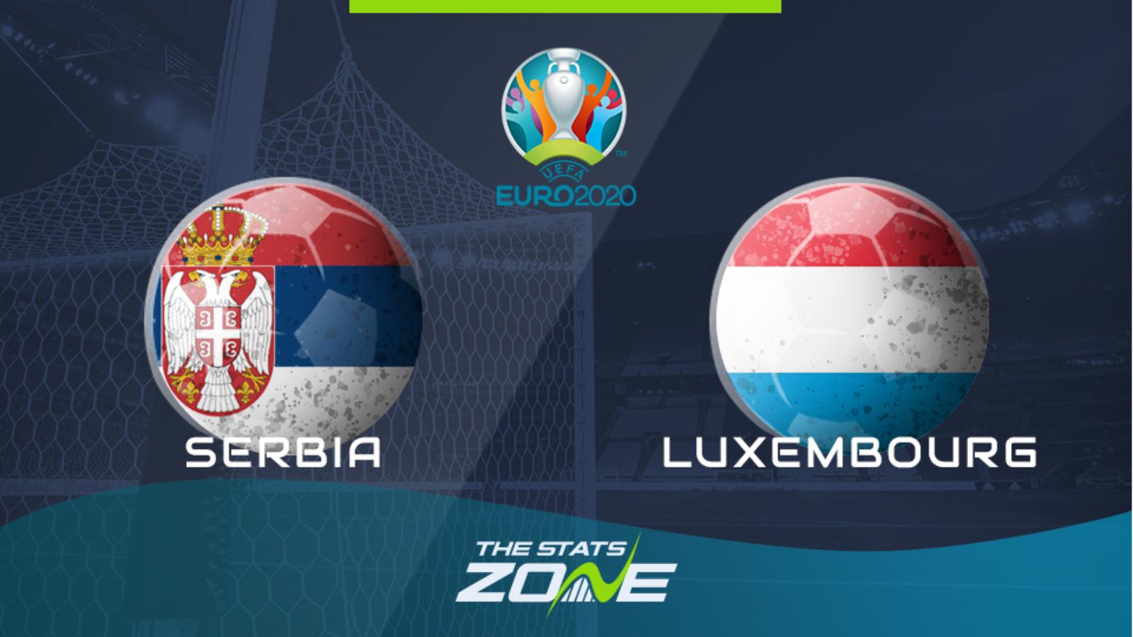 Serbien Luxemburg