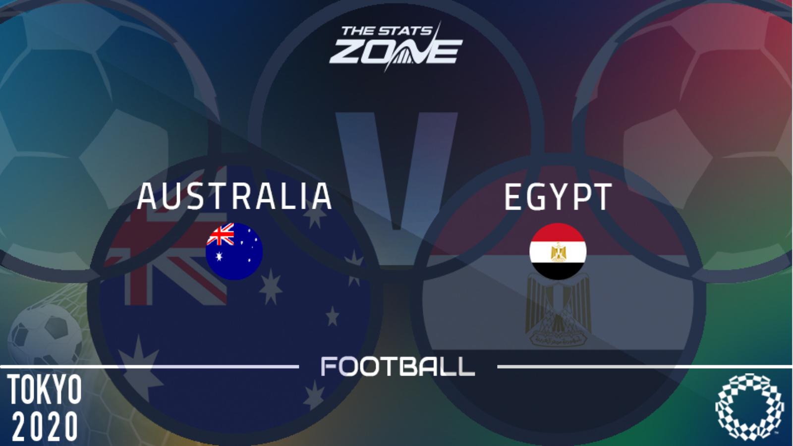 Australia vs Egypt Highlights 28 July 2021