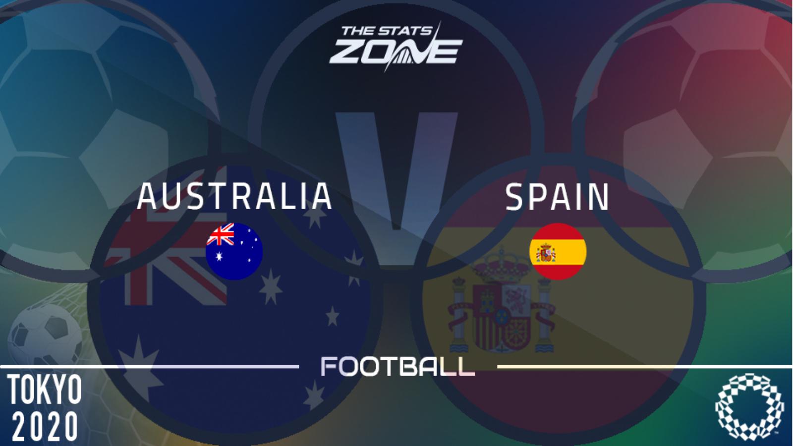 Australia vs Spain Full Match & Highlights 25 July 2021