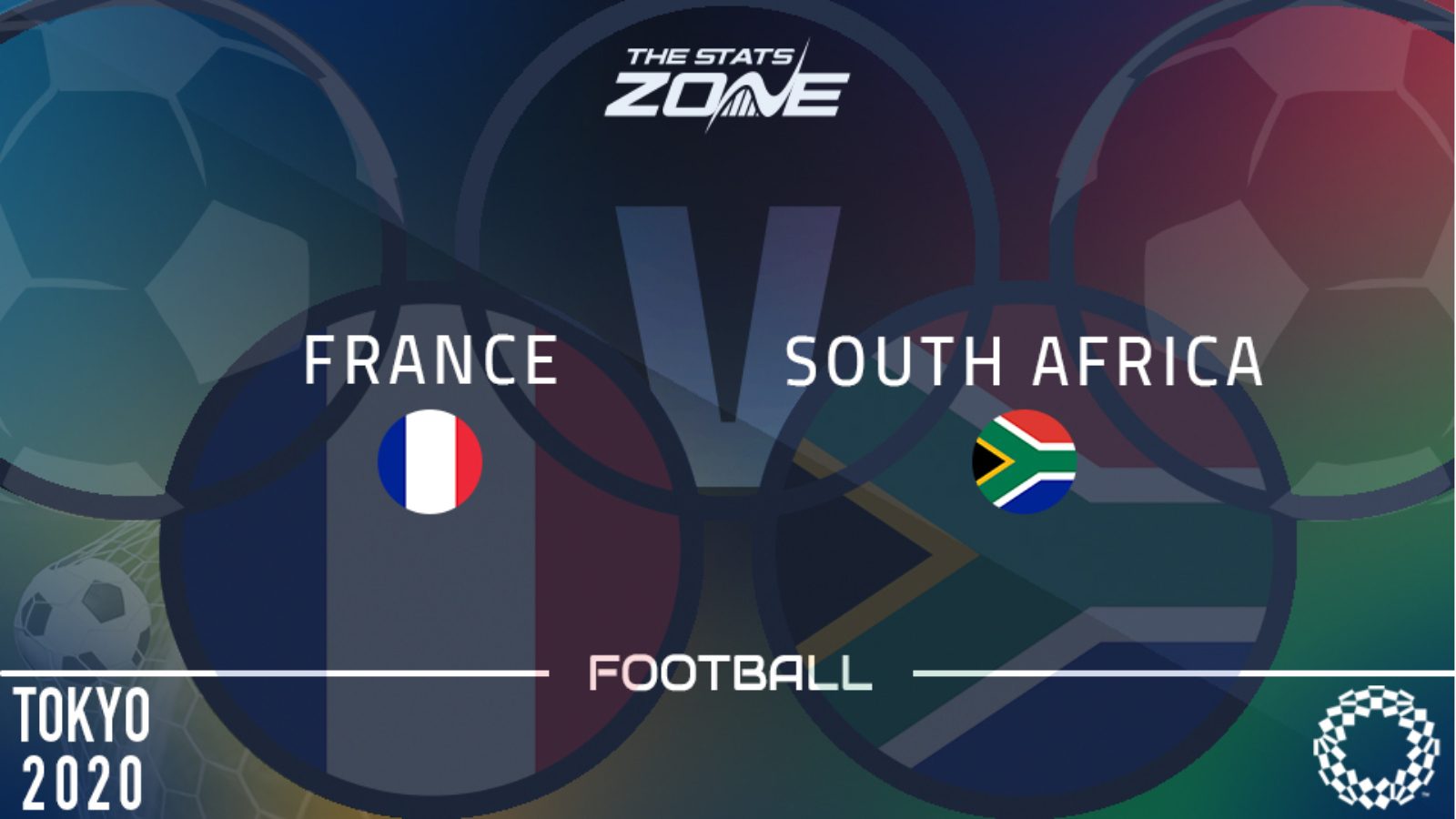 France vs South Africa Highlights 25 July 2021