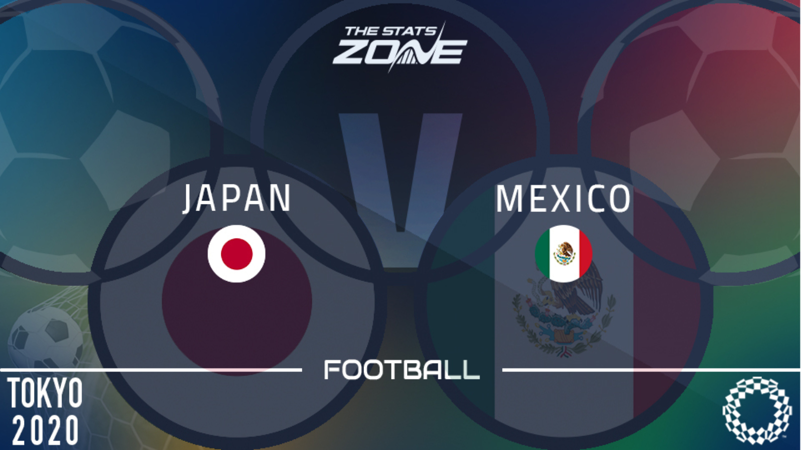 Japan vs Mexico Highlights 25 July 2021