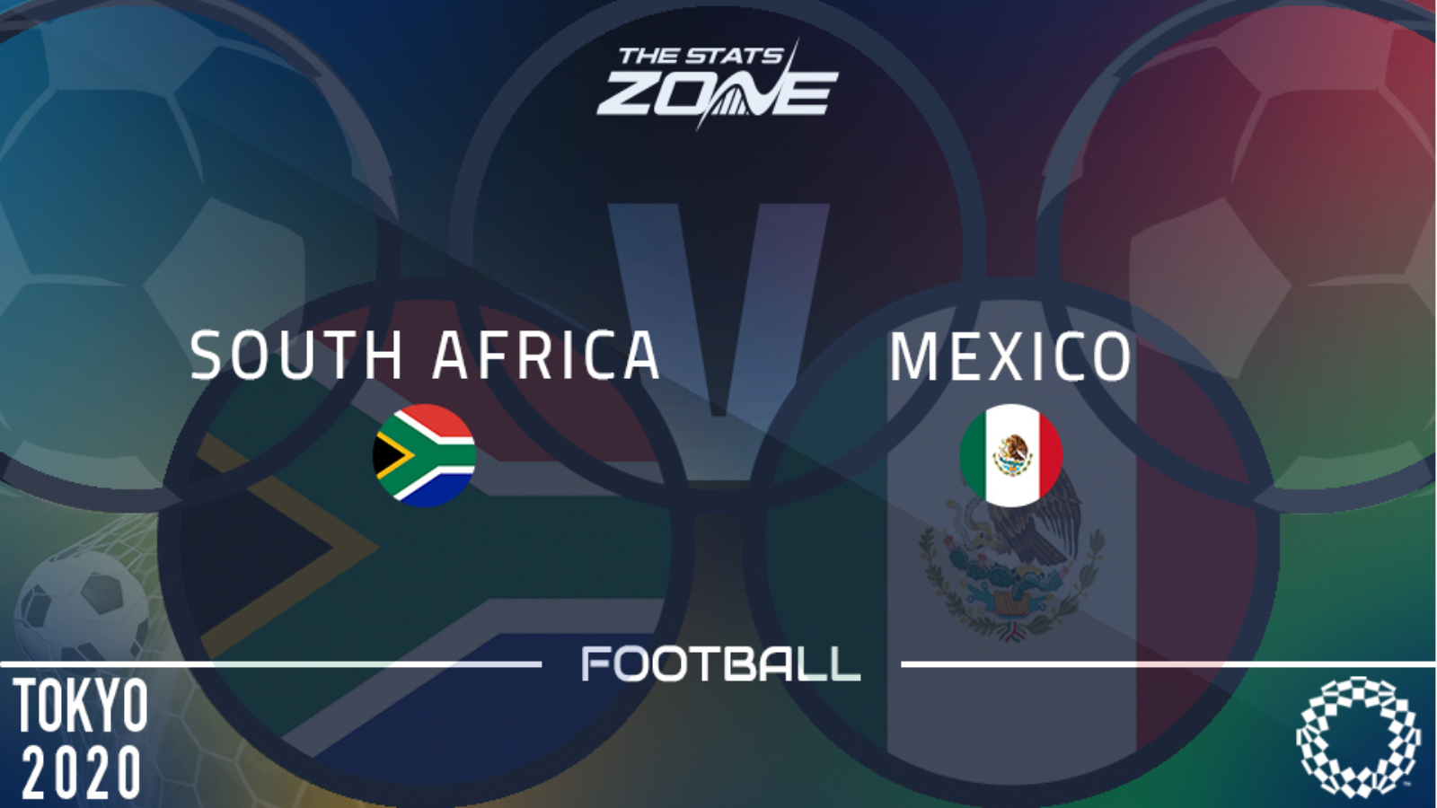 South Africa vs Mexico Highlights 28 July 2021