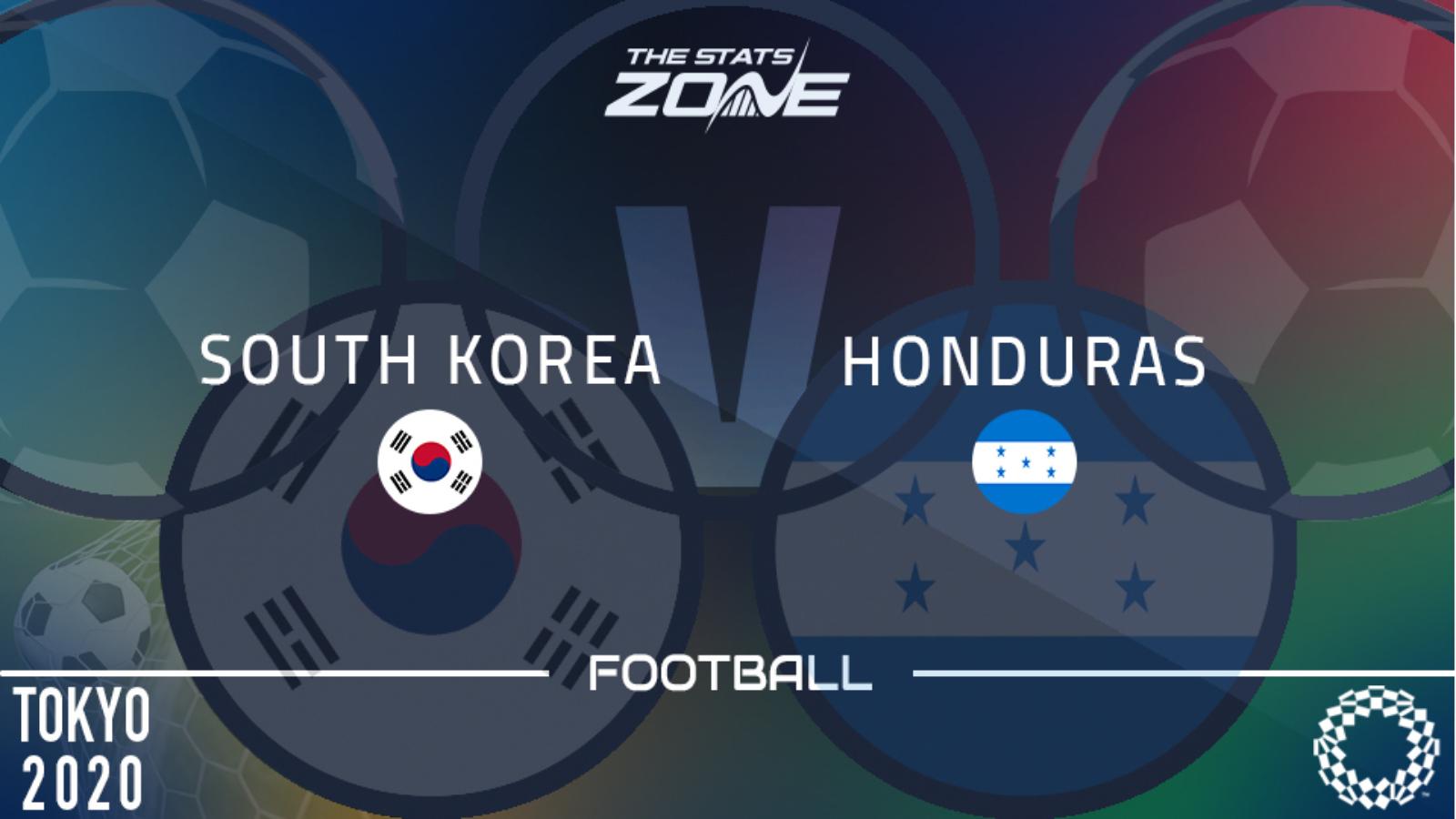 Korea Republic vs Honduras Highlights 28 July 2021