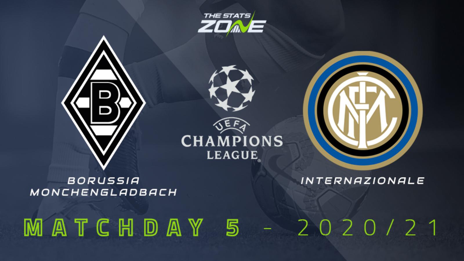 Tickets Champions League Borussia Mönchengladbach