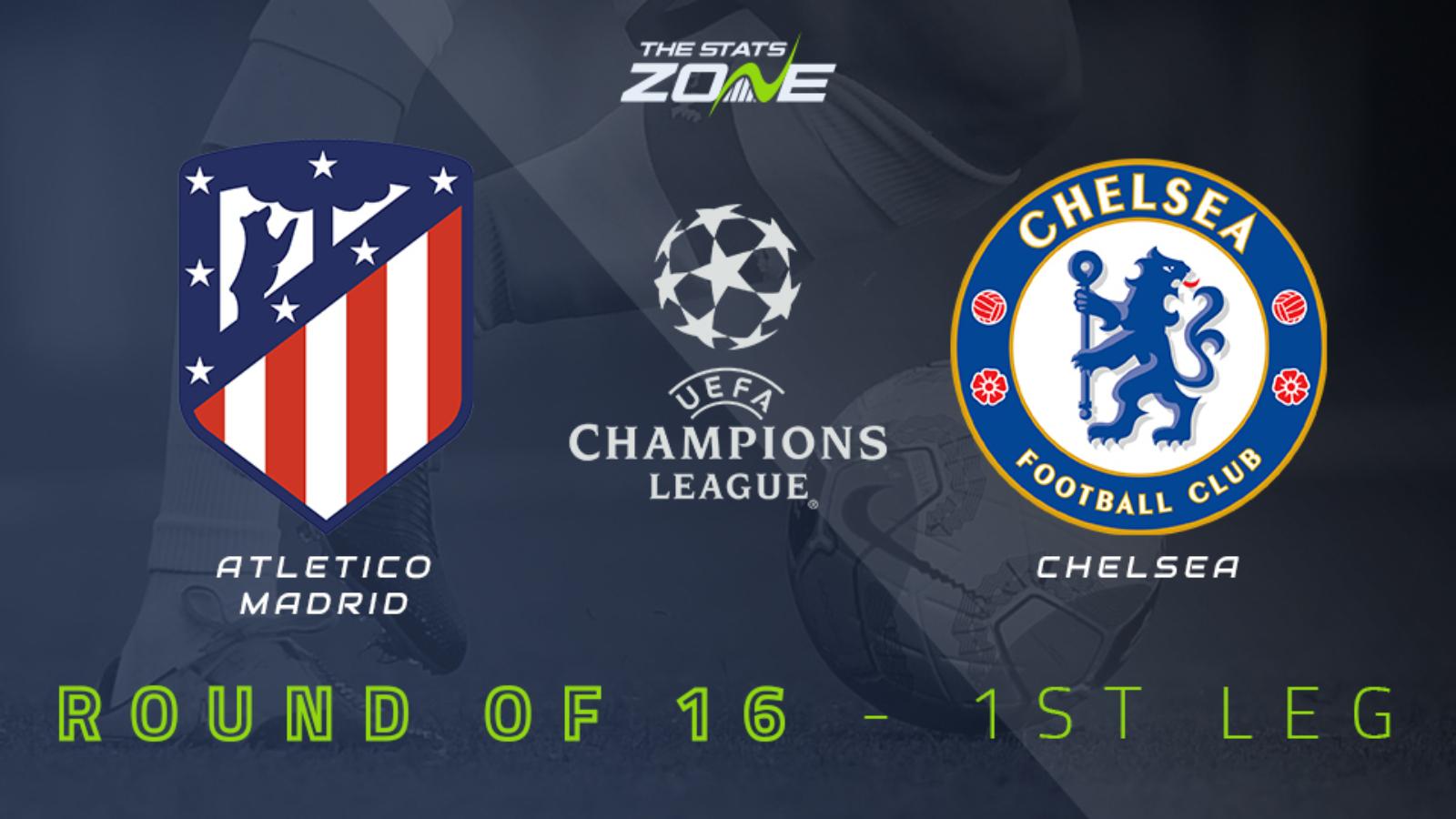 2020-21 UEFA Champions League – Atletico Madrid vs Chelsea Preview &  Prediction - The Stats Zone