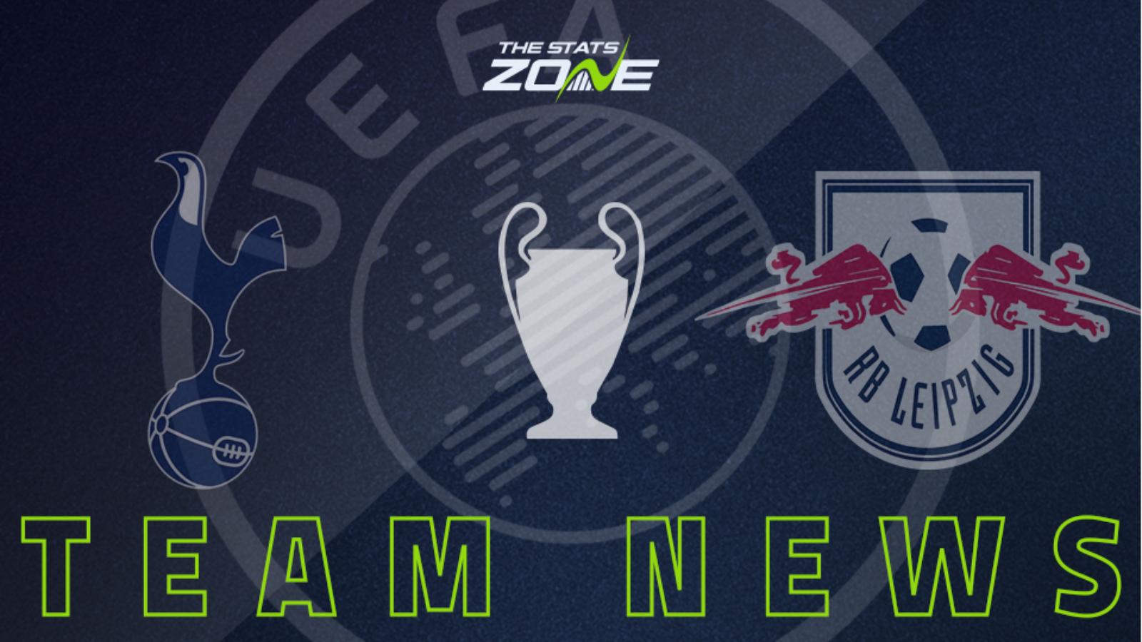 2019 20 Uefa Champions League Tottenham Vs Rb Leipzig Preview Team News The Stats Zone