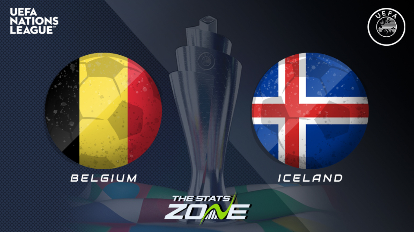 2020 21 Uefa Nations League Belgium Vs Iceland Preview Prediction The Stats Zone