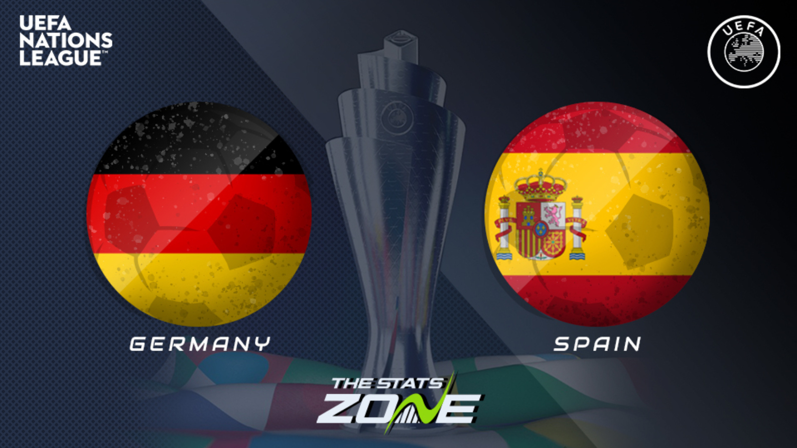 2020 21 Uefa Nations League Germany Vs Spain Preview Prediction The Stats Zone
