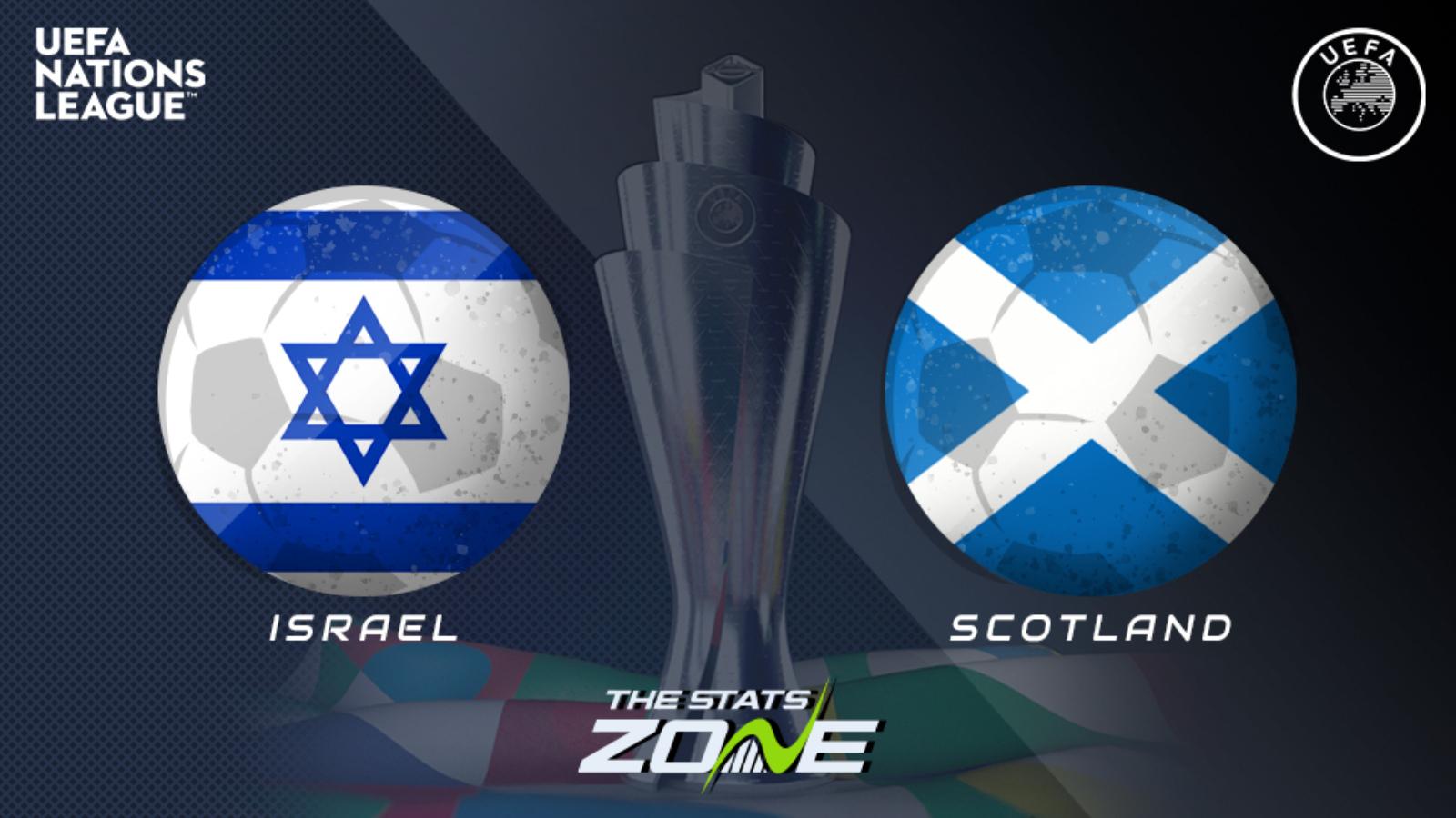 2020-21 UEFA Nations League - Israel vs Scotland Preview ...