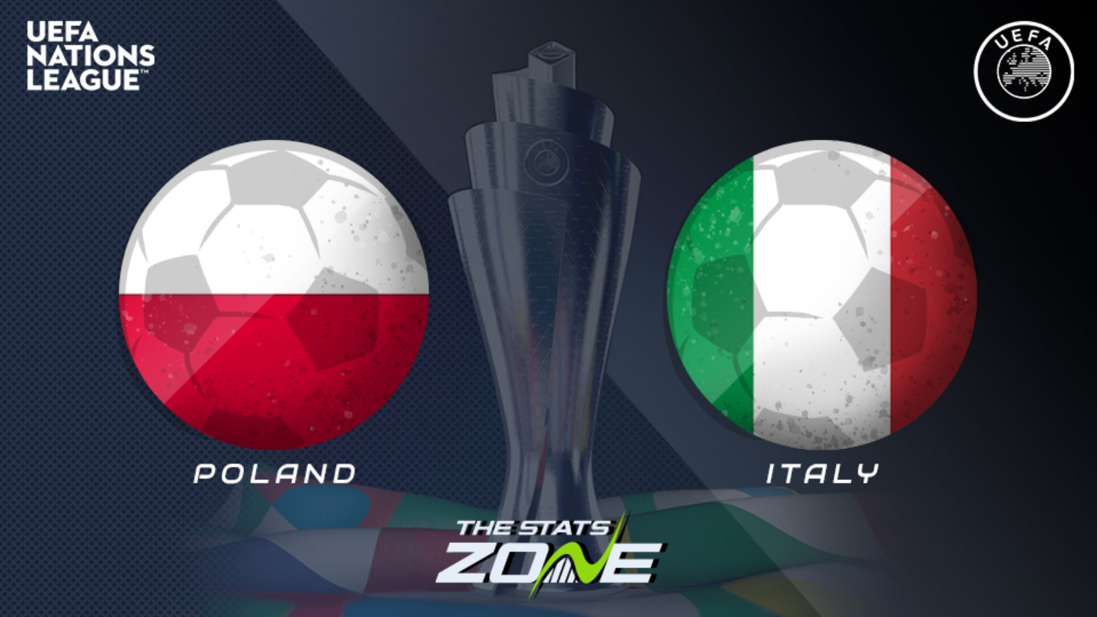 2020-21 UEFA Nations League - Poland vs Italy Preview ...