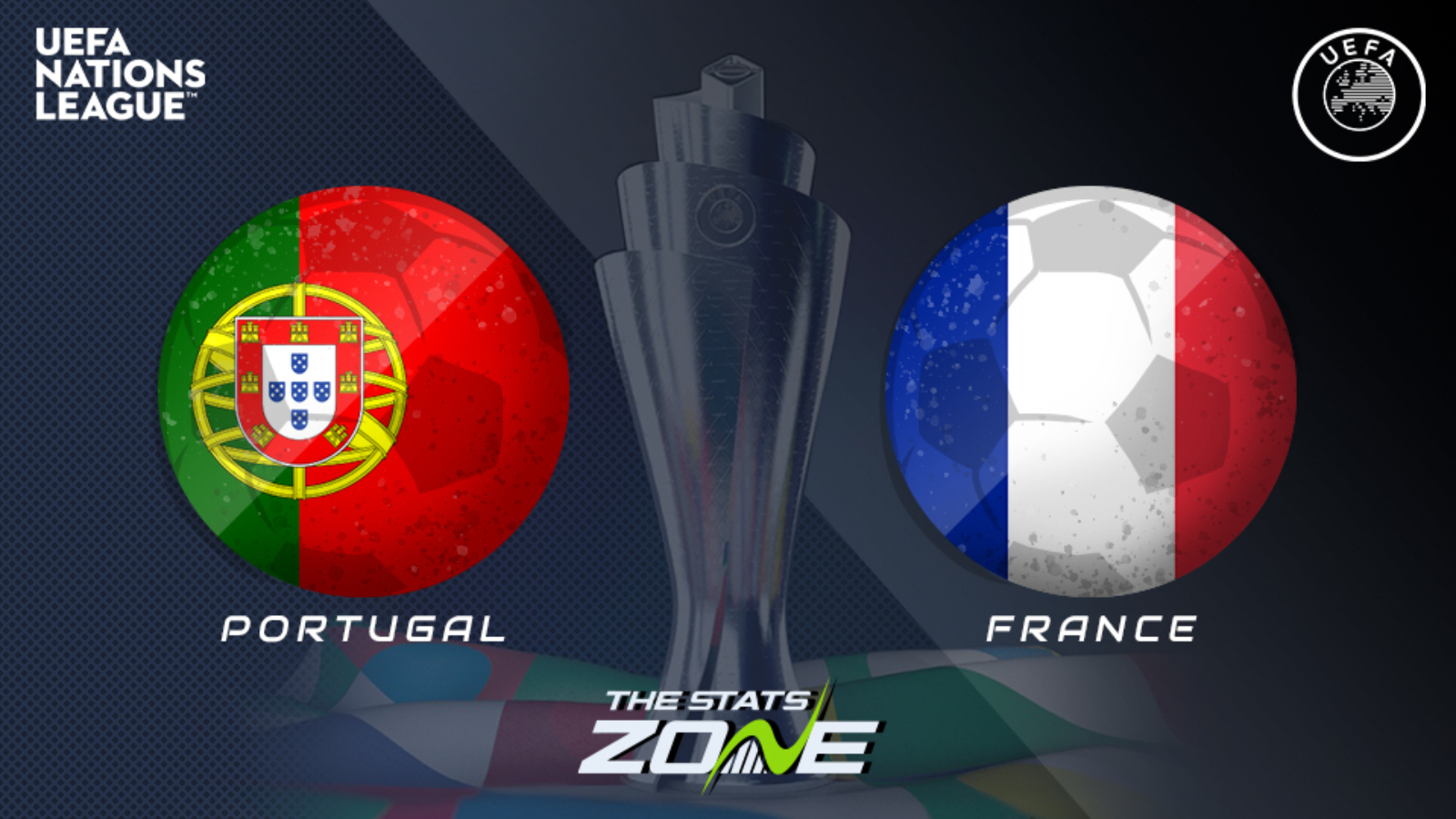 2020-21 UEFA Nations League – Portugal vs France Preview & Prediction - The  Stats Zone