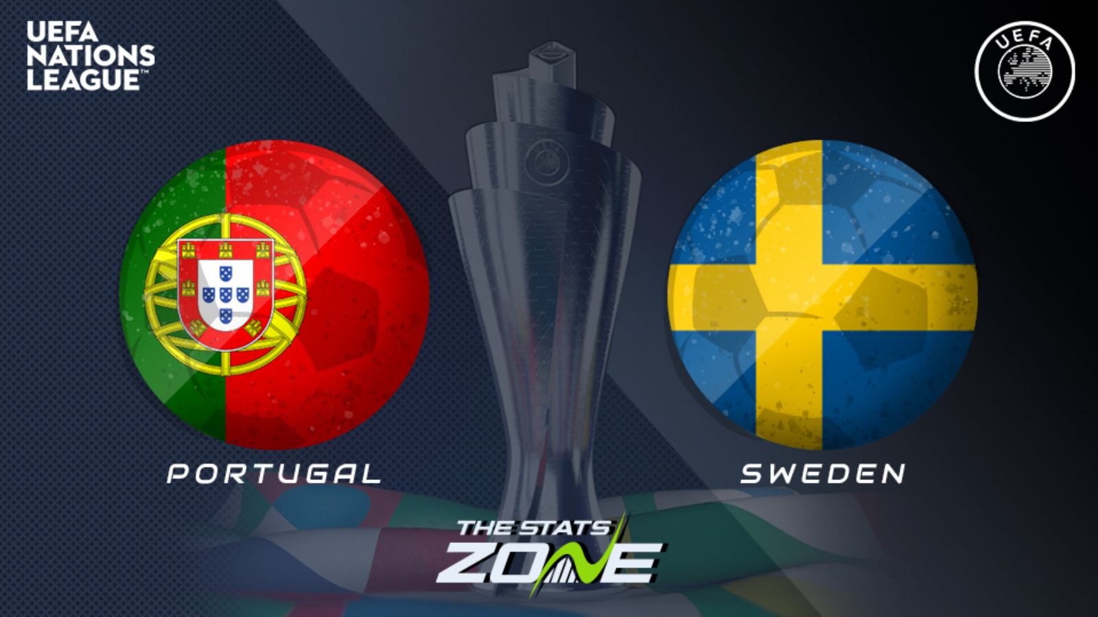 2020-21 UEFA Nations League – Portugal vs Sweden Preview & Prediction - The  Stats Zone