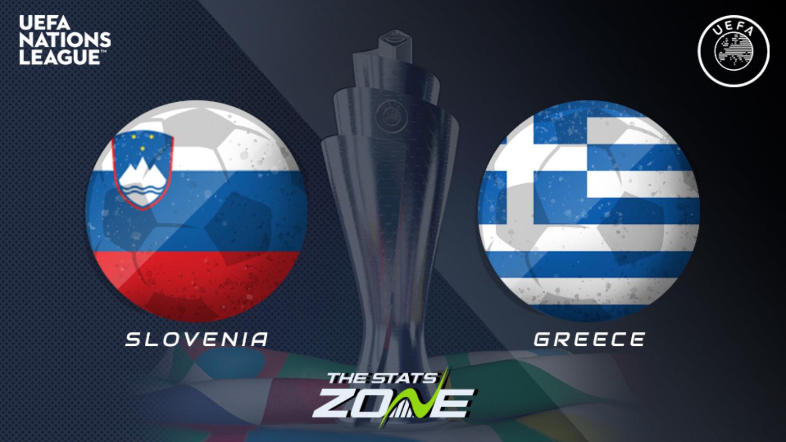 2020-21 UEFA Nations League – Slovenia vs Greece Preview & Prediction - The  Stats Zone