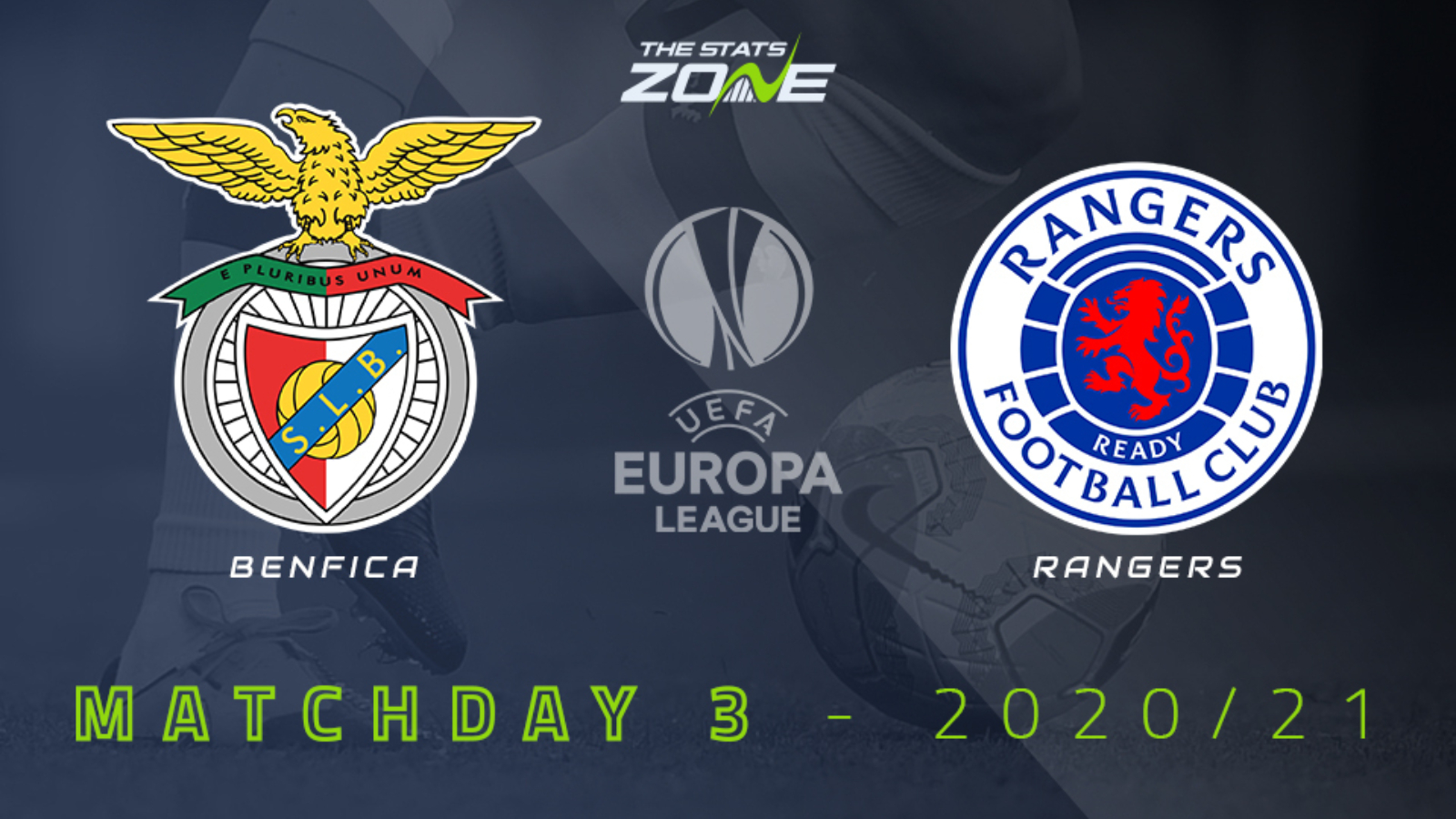2020-21 UEFA Europa League – Benfica vs Rangers Preview & Prediction - The  Stats Zone