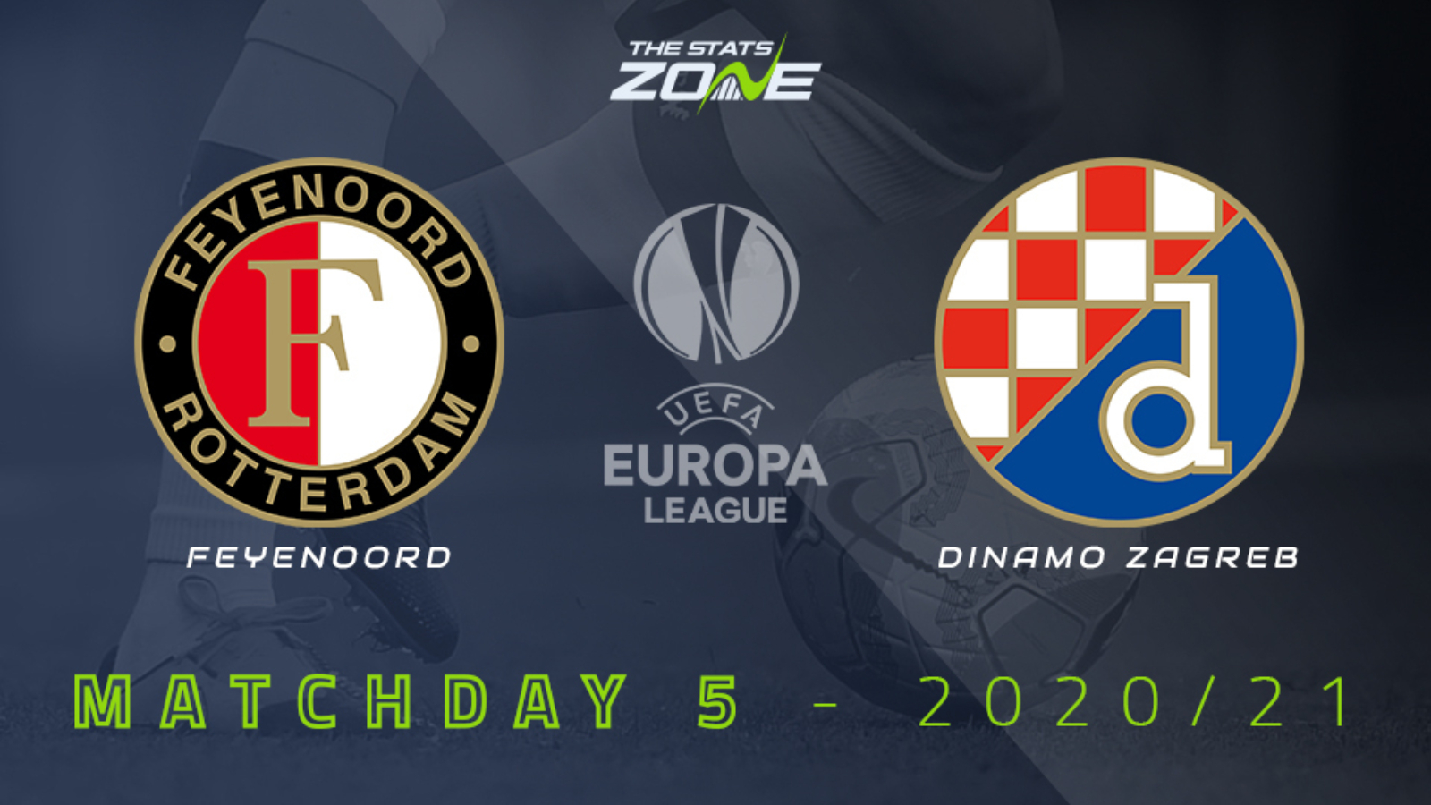 2020 21 Uefa Europa League Feyenoord Vs Dinamo Zagreb Preview Prediction The Stats Zone