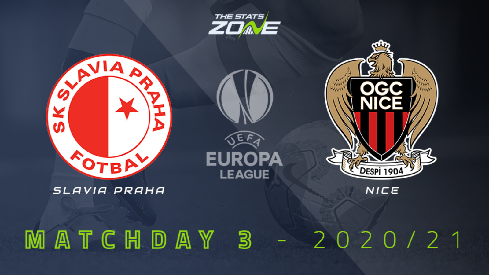 2020-21 UEFA Europa League – Slavia Praha vs Nice Preview & Prediction - The Stats Zone