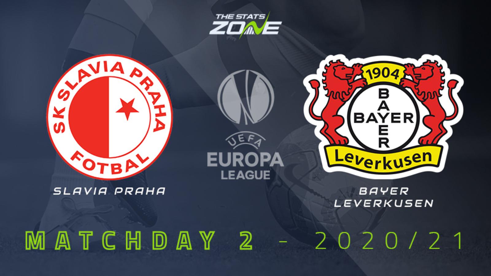 2020 21 UEFA Europa League U2013 Slavia Praha Vs Bayer