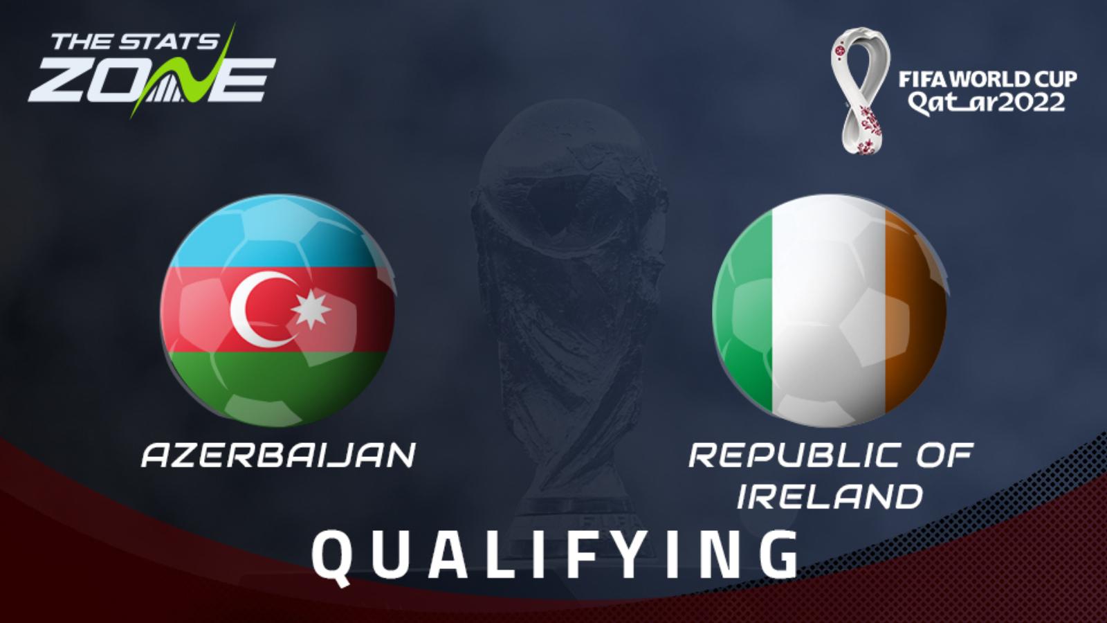 Azerbaijan vs Ireland Highlights 09 October 2021