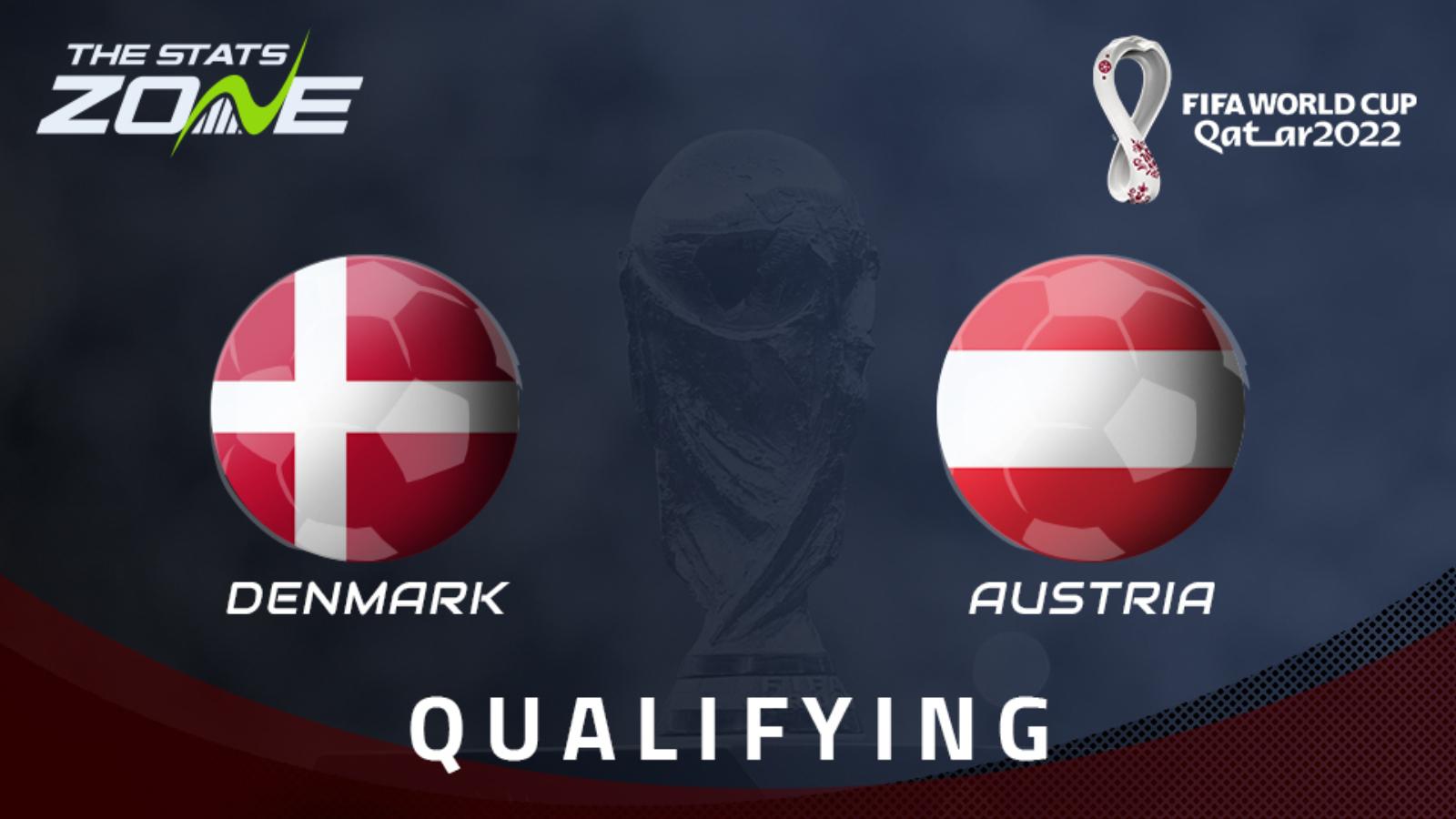 Denmark vs Austria Highlights 12 October 2021