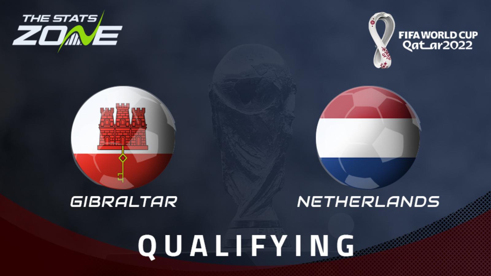 Gibraltar vs Netherlands Full Match – WC Qualification Europe