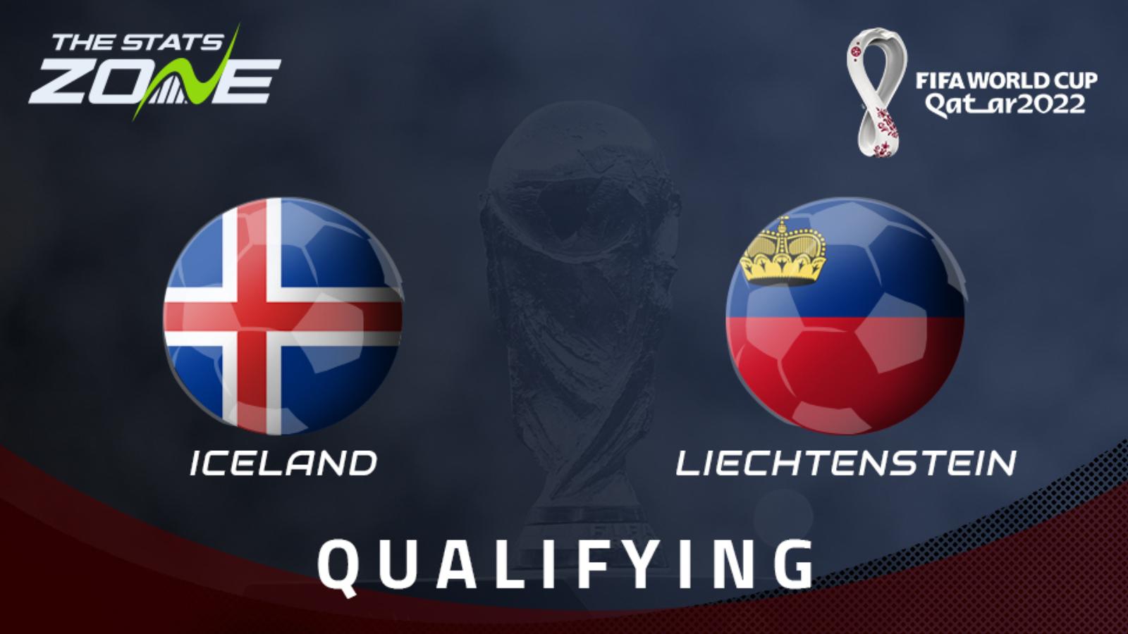 Iceland vs Liechtenstein Highlights 11 October 2021