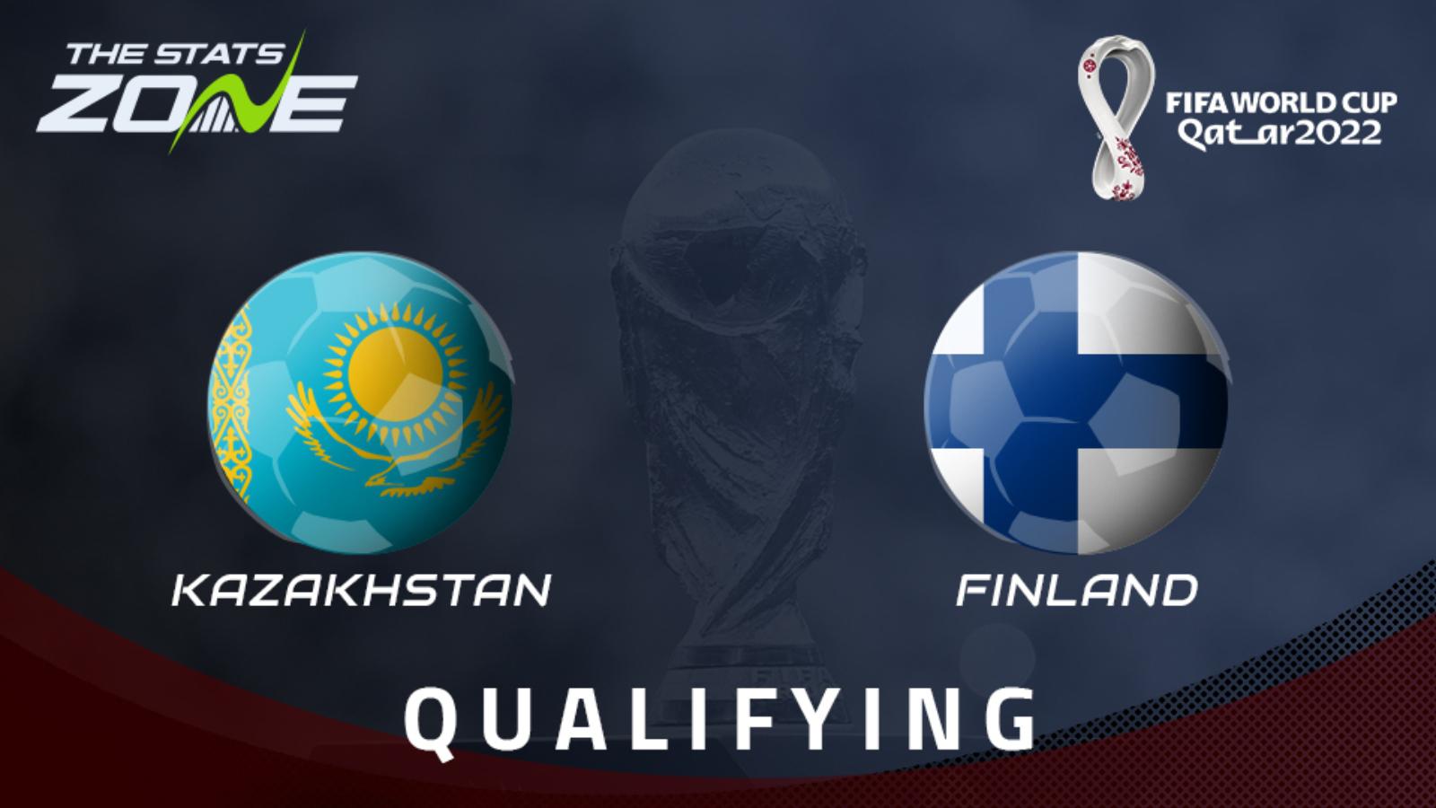 Kazakhstan vs Finland Highlights 12 October 2021