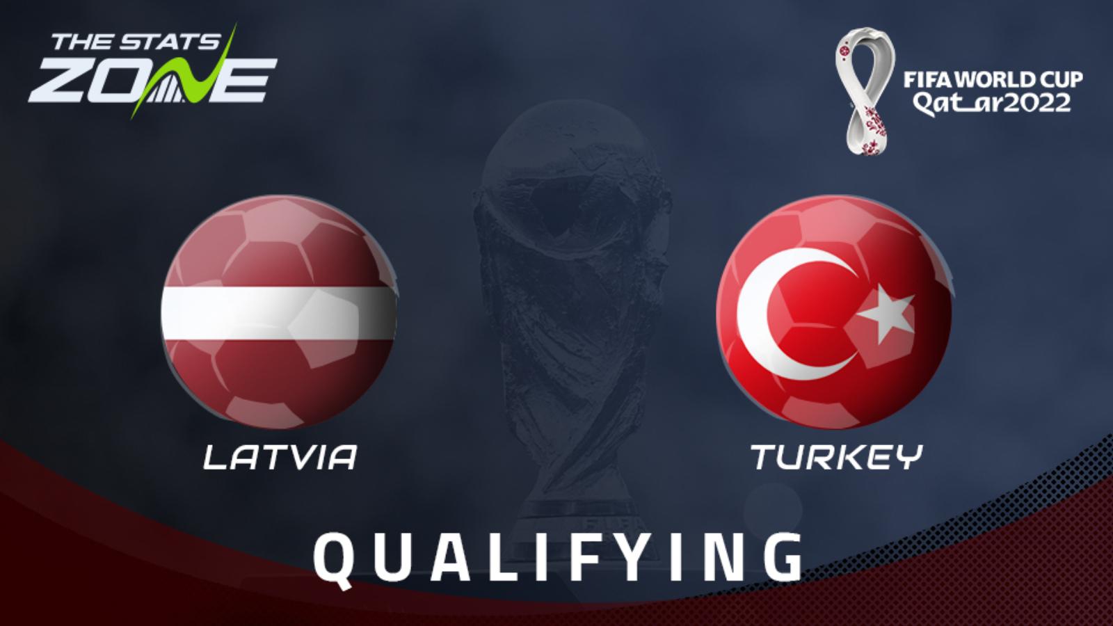 Latvia vs Turkey Highlights 11 October 2021