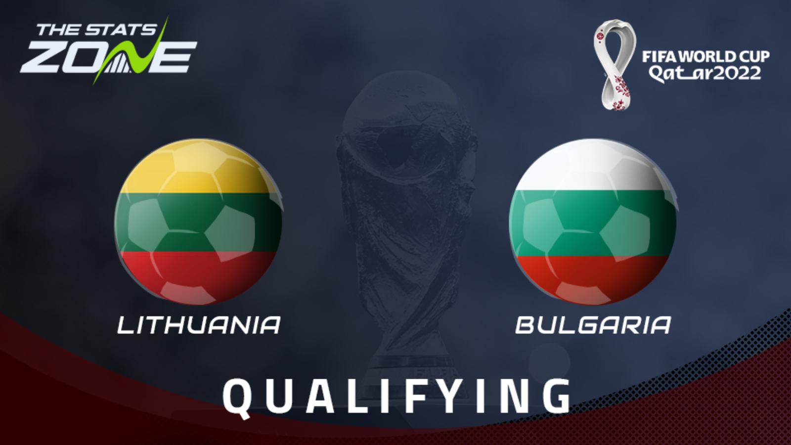 Lithuania vs Bulgaria Highlights 09 October 2021