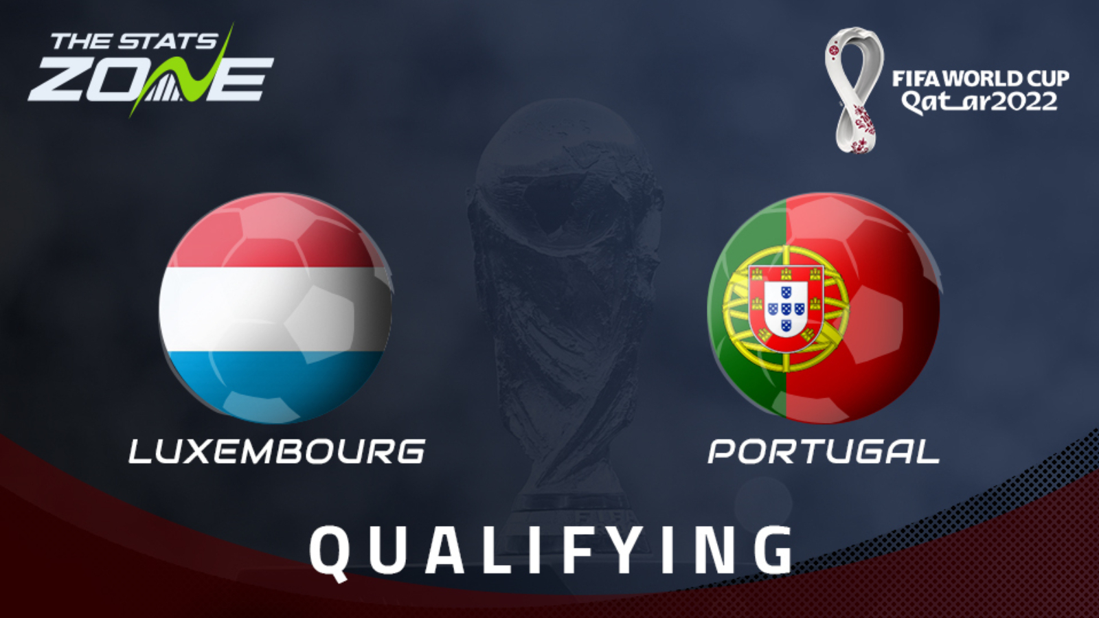 Luxembourg vs Portugal Full Match – WC Qualification Europe