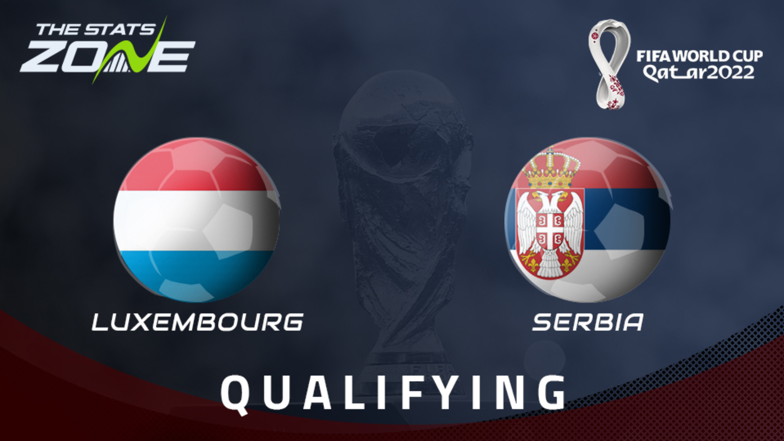 Luxembourg vs Serbia Highlights 09 October 2021