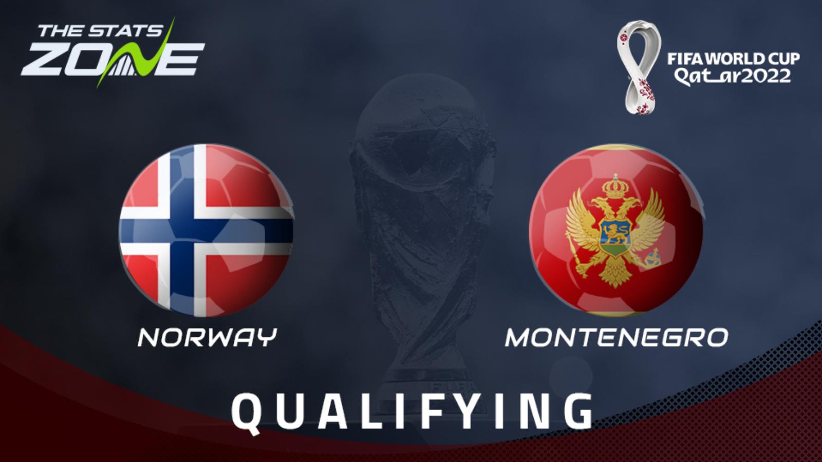 Norway vs Montenegro Highlights 11 October 2021