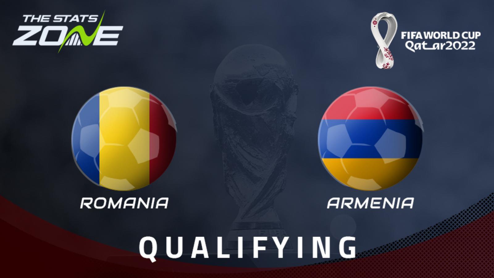 Romania vs Armenia Highlights 11 October 2021