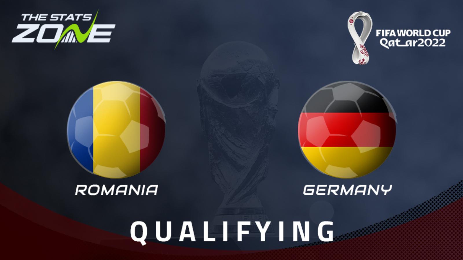 Romania vs Germany Full Match – WC Qualification Europe