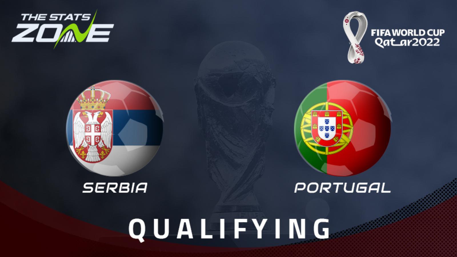 Serbia vs Portugal Full Match – WC Qualification Europe