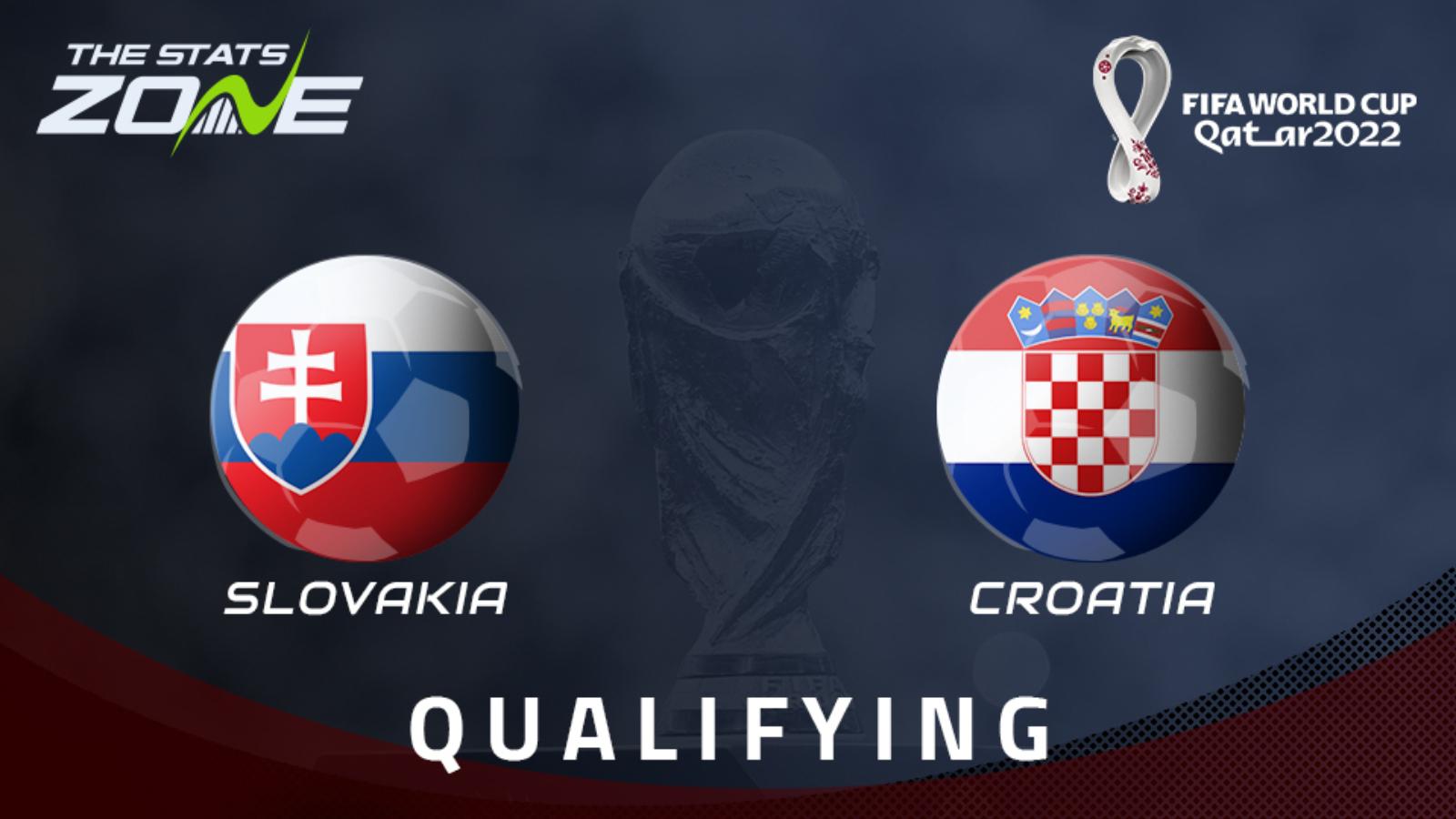 Croatia vs Slovakia Highlights 11 October 2021