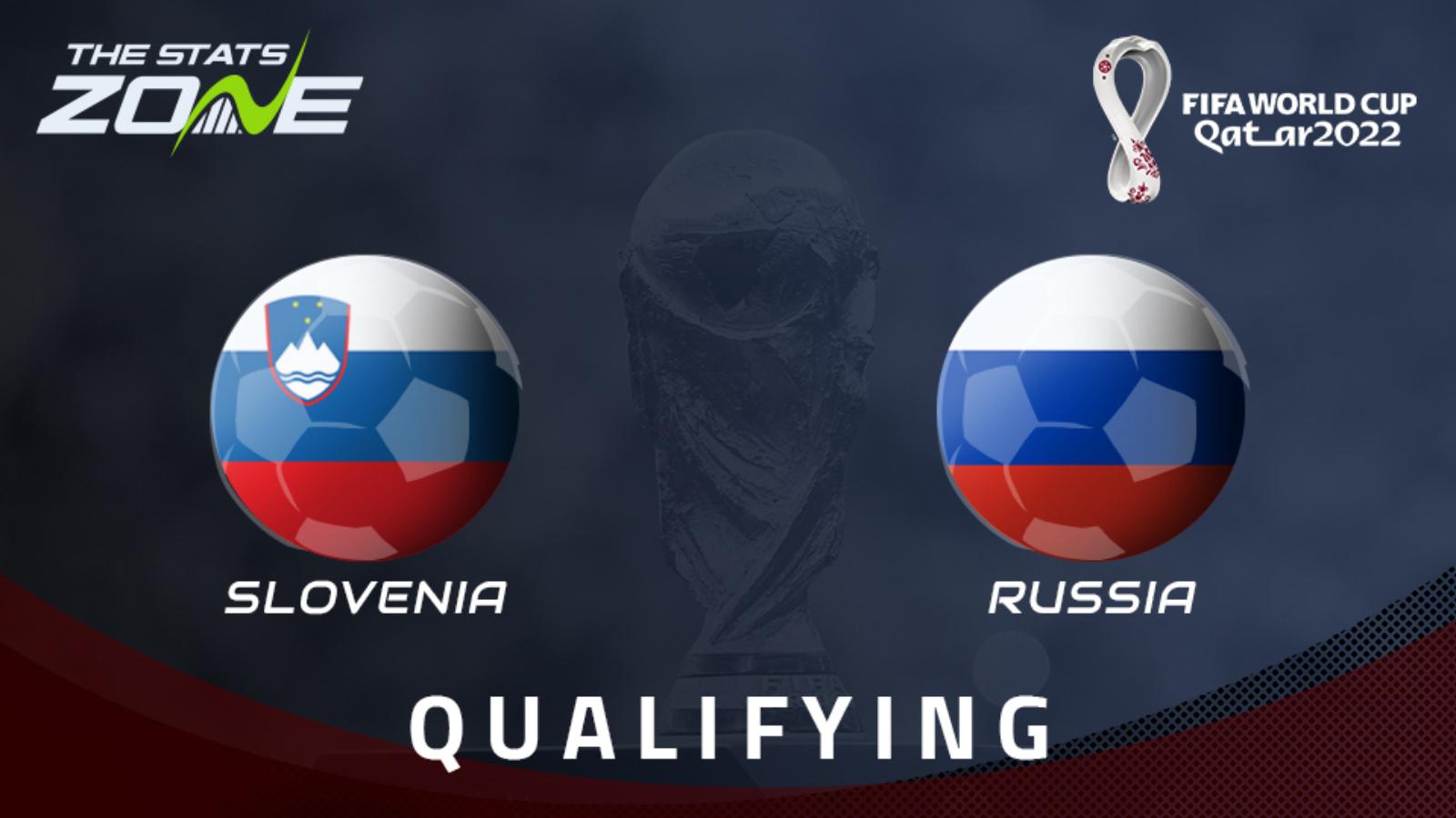 Slovenia vs Russia Highlights 11 October 2021