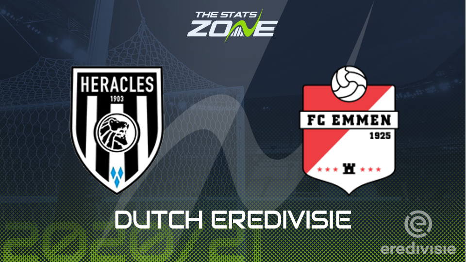 2020-21 Eredivisie - Heracles vs Emmen Preview ...