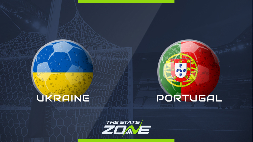 Portugal Vs Ukraine