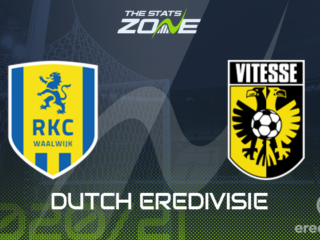 2020 21 Eredivisie Ajax Vs Rkc Waalwijk Preview Prediction The Stats Zone
